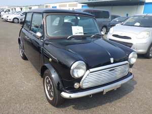 1999 ROVER MINI PAUL SMITH RARE INVESTABLE CLASSIC MINI 1300