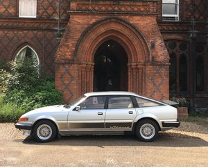 1984 Rover SD1 Vitesse For Sale