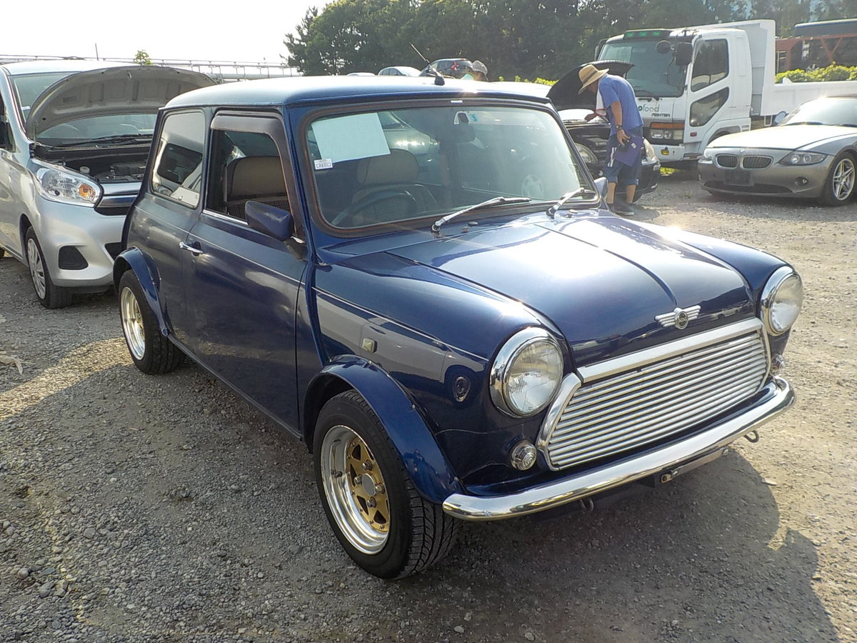 1998 ROVER MINI MAFAIR 1300 MANUAL * INVESTABLE MODERN CLASSIC *  For Sale (picture 1 of 6)