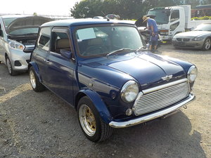 1998 ROVER MINI MAFAIR 1300 MANUAL * INVESTABLE MODERN CLASSIC *