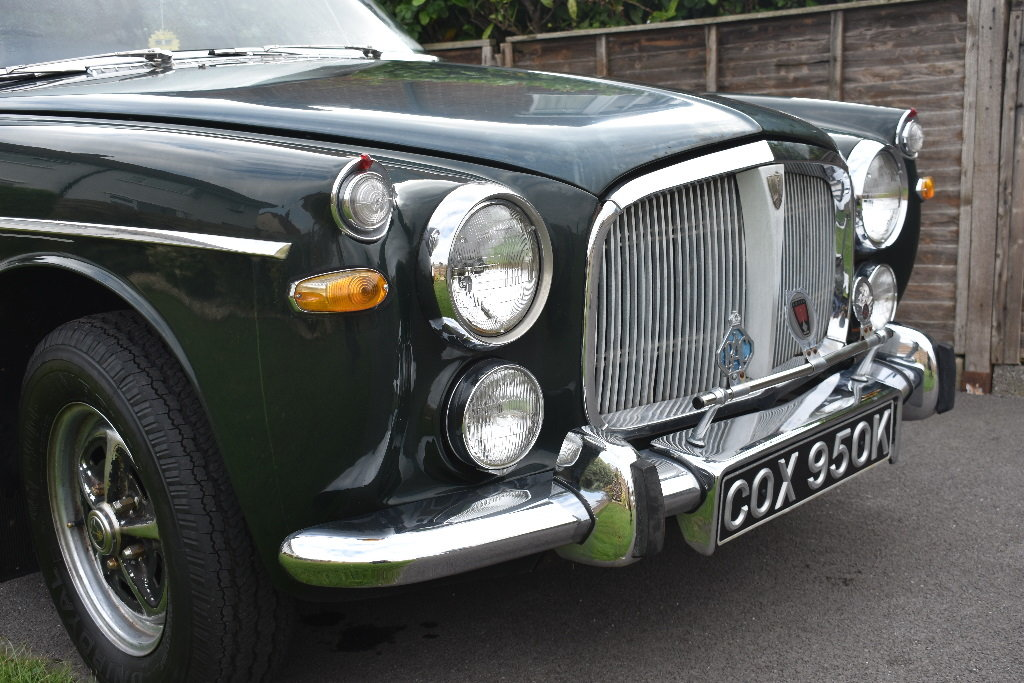 A 1972 Rover P5B coupé - 03/11/2019 For Sale by Auction (picture 3 of 6)