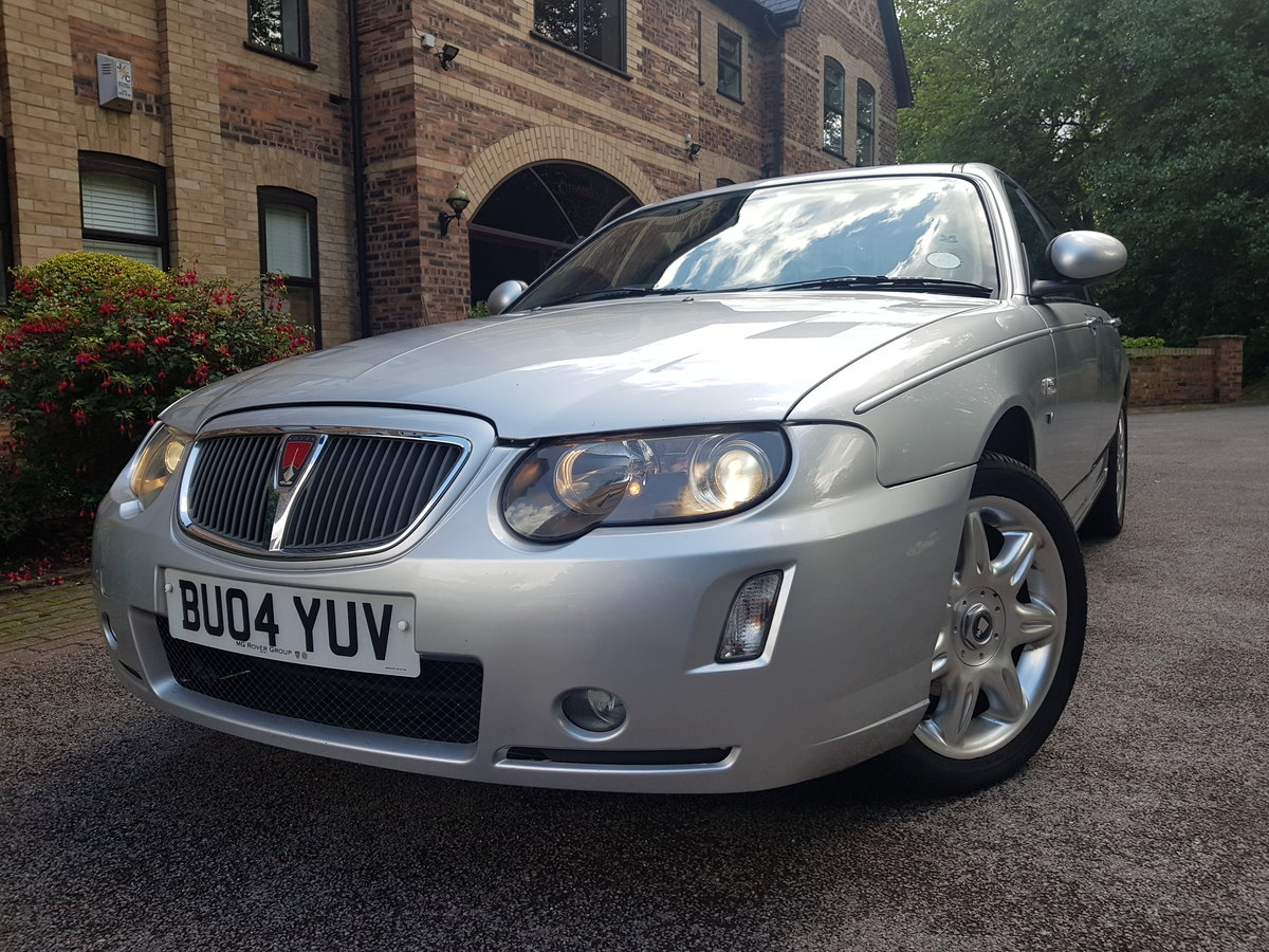 2004 Rover 75 Contemporary SE For Sale (picture 1 of 6)