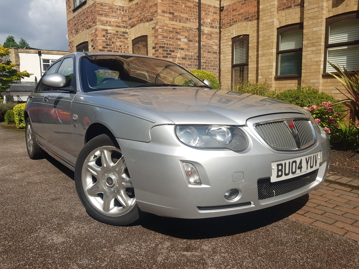 2004 Rover 75 Contemporary SE For Sale (picture 2 of 6)