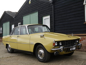 1973 ROVER 3500 P6 AUTOMATIC WITH PAS - 46K MILES !! SOLD