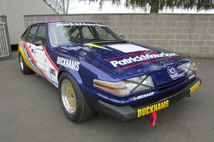 1980 SD1 Group One ex British Saloon Championship car