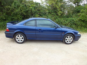 1995 Rover 220 Coupe Turbo Rare  For Sale
