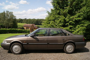 1995 Very low mileage Rover 820 si. Must be one of the best left