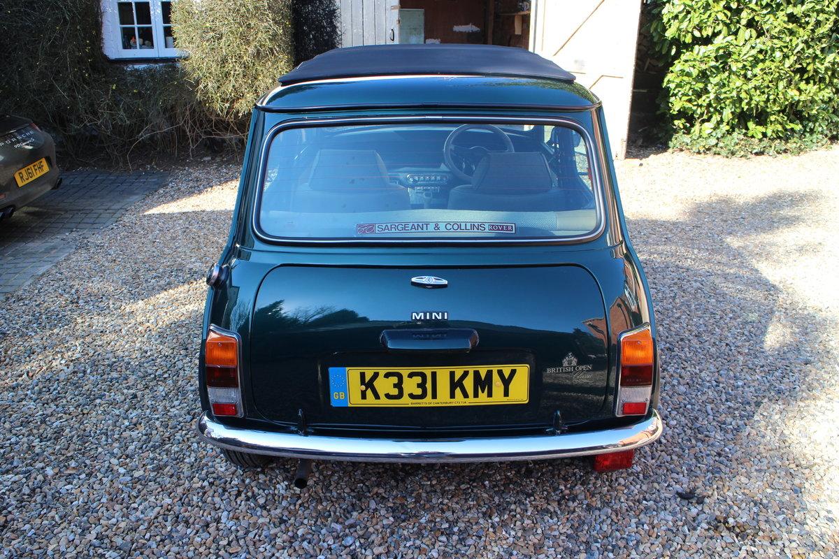 1993 Mini Rover - British Open Classic For Sale (picture 3 of 6)