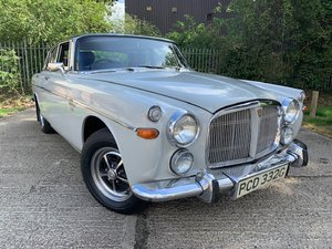 To be sold Thursday 29th August 2019- 1969 Rover P5B Coupe  For Sale by Auction