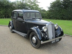 1947 Rover P2 12 at ACA 24th August  For Sale