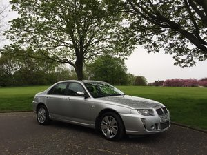 2004 Rover 75 V8 Connoisseur SE For Sale