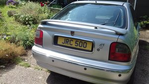 JRC 500 - very rare and desirable registrations For Sale