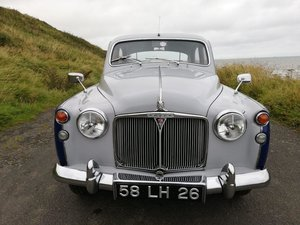 1958 Rover P4 For Sale