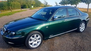 2002 Rover 75 Connoisseur SE Automatic.. Beautiful Car