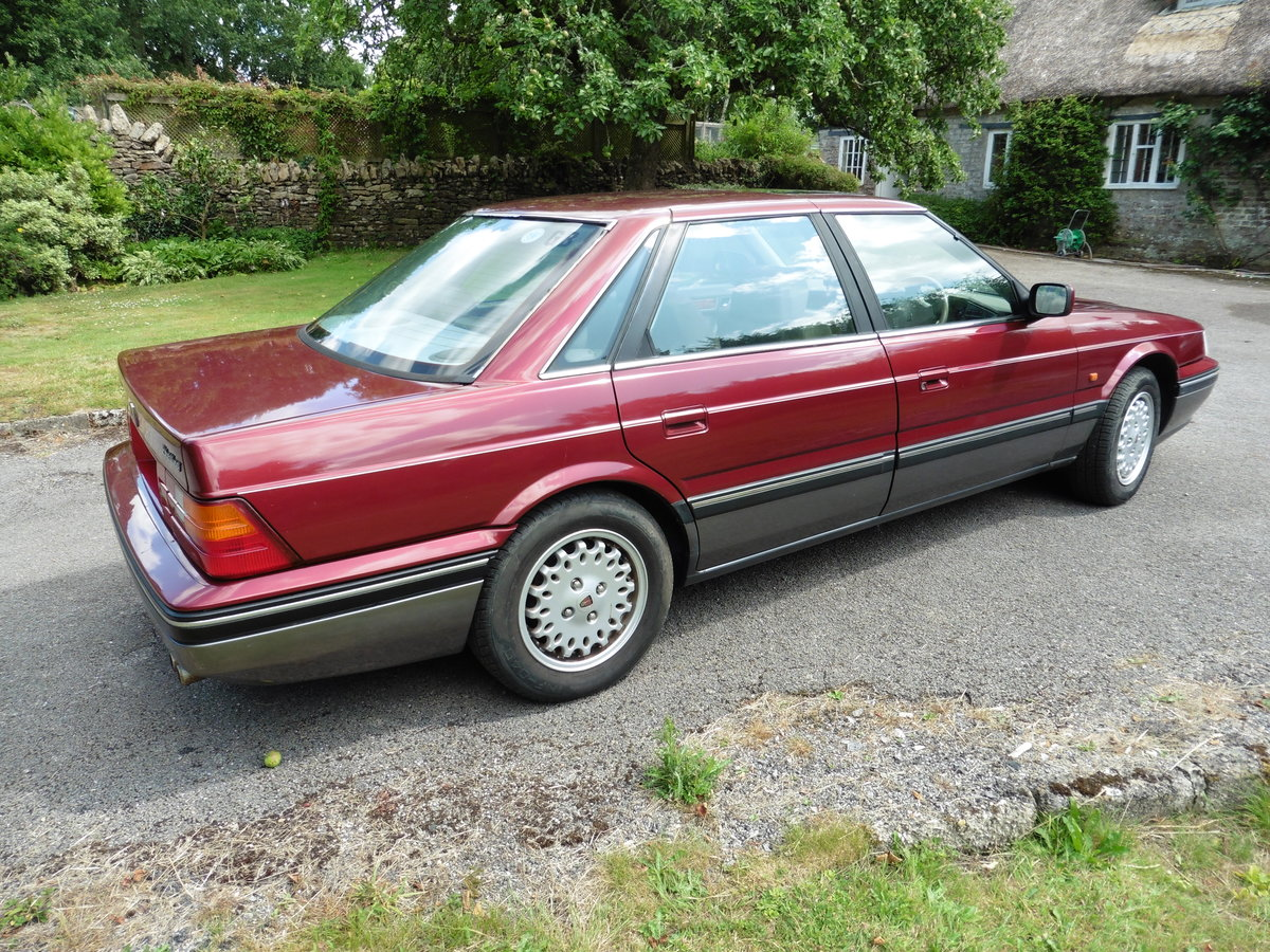 1988 Rover 827 Sterling For Sale (picture 2 of 6)