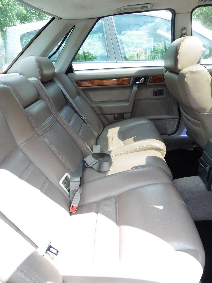 1988 Rover 827 Sterling For Sale (picture 4 of 6)