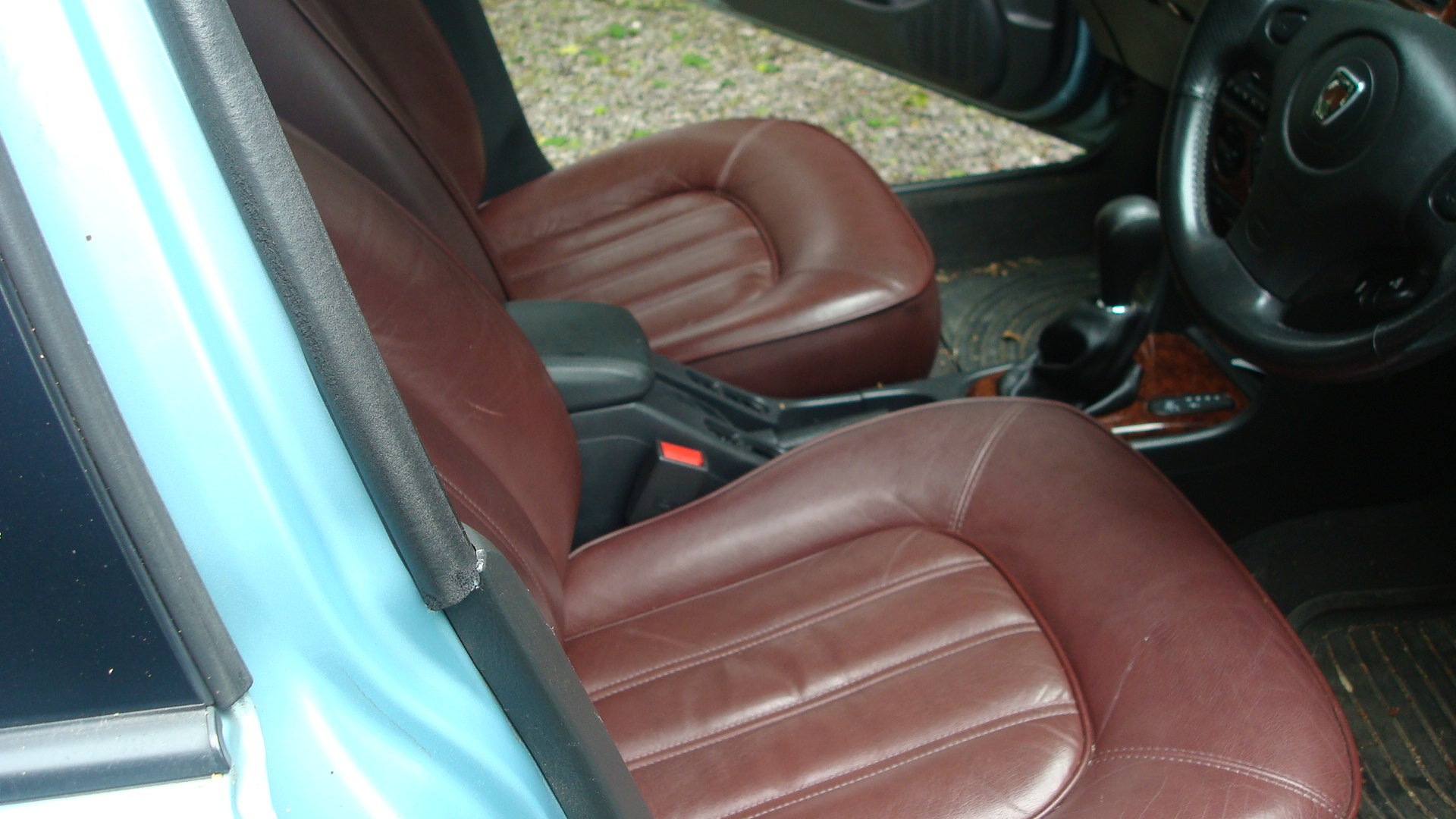 2002 Rover 45 2.0 V6 Connoisseur Saloon For Sale (picture 5 of 6)