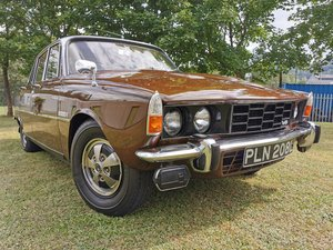 1972 Rover p6 3500 / 3500s  *** never welded***