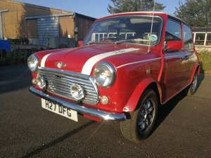 1990 Rover Mini RSP Cooper number 259 For Sale