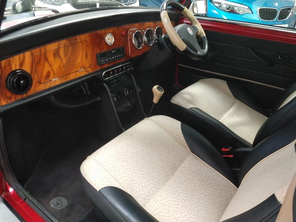 1998 Rover Mini Cooper 1.3 MPI For Sale (picture 3 of 6)