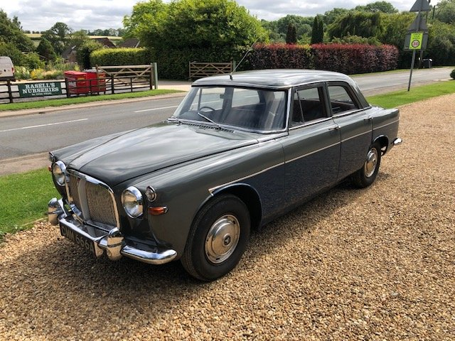 1963 P5 Saloon Restored Classic For Sale (picture 1 of 6)
