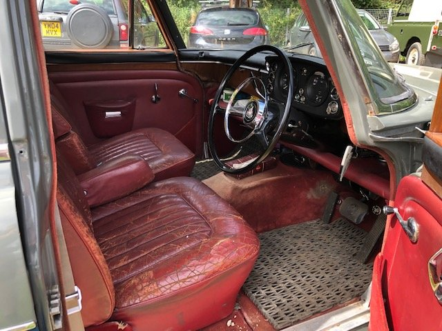 1963 P5 Saloon Restored Classic For Sale (picture 4 of 6)