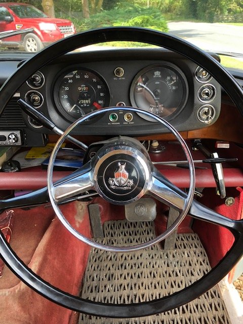 1963 P5 Saloon Restored Classic For Sale (picture 5 of 6)