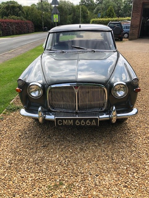 1963 P5 Saloon Restored Classic For Sale (picture 6 of 6)