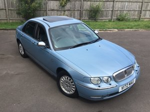 1999 Rover 75 Show Quality Time Warp Car Every Option  For Sale