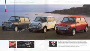 1992  Mini 'Italian Job' Special Edition For Sale