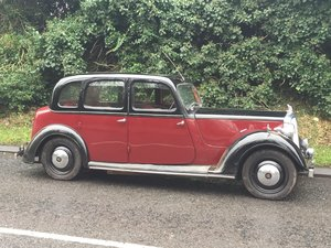 1939 Rover P2 For Sale