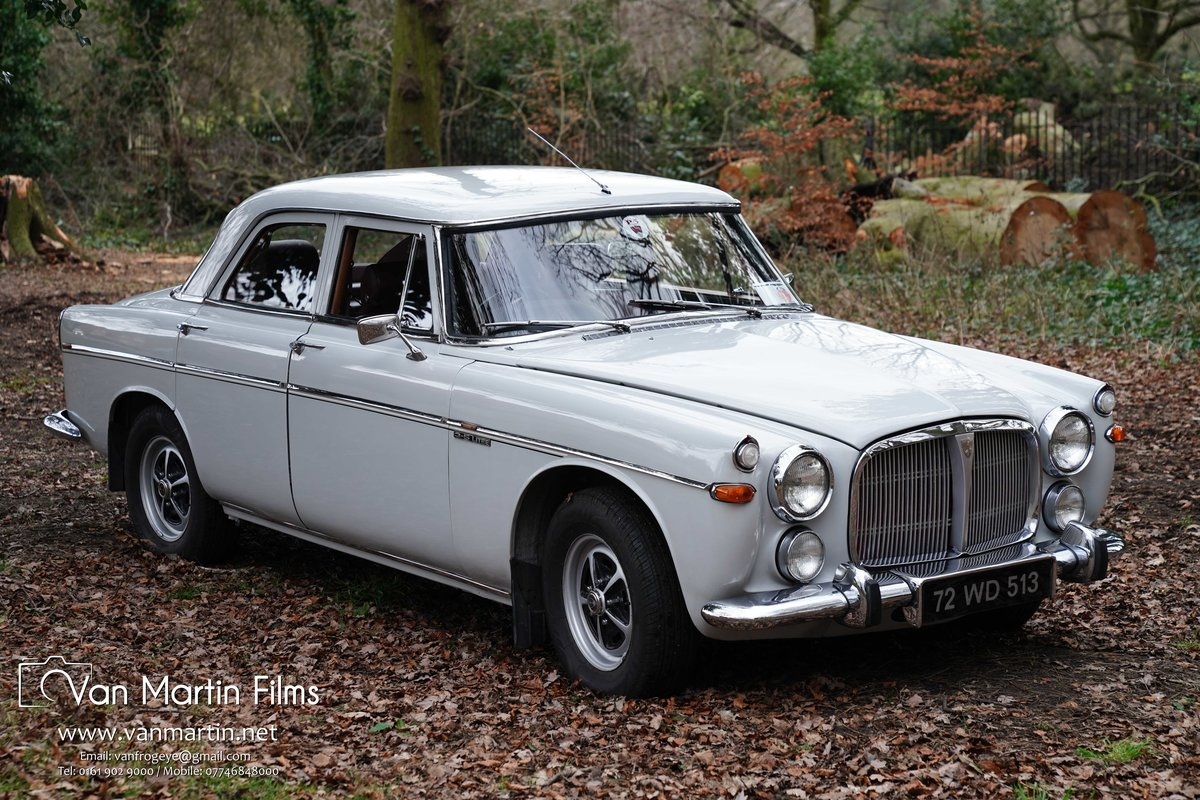 1972 Rover P5B Saloon 3500  3.5 For Sale (picture 6 of 6)