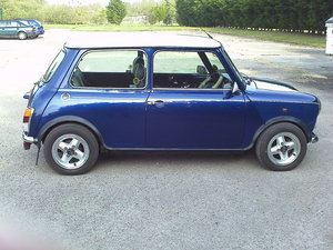 1997 Rover mini cooper 1300cc For Sale