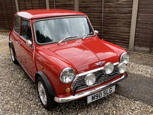 1995 Mini Mayfair 1.3 SPI Red, Good Condition. For Sale