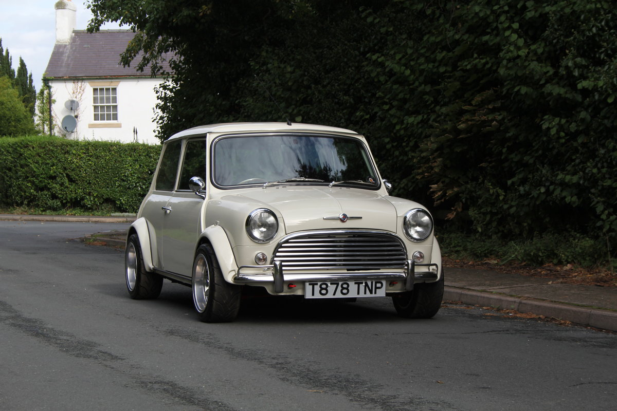 1999 Rover Mini 1.3i - Low miles, exceptional condition  SOLD (picture 1 of 20)