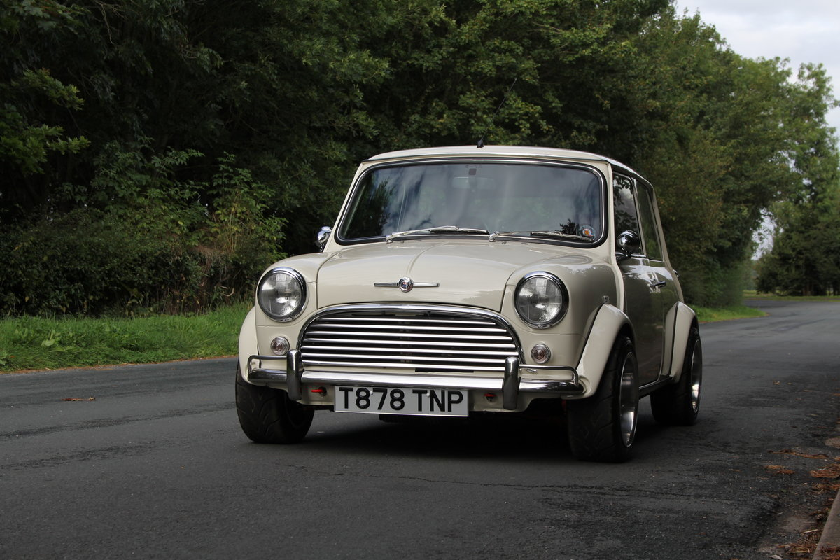 1999 Rover Mini 1.3i - Low miles, exceptional condition  SOLD (picture 3 of 20)