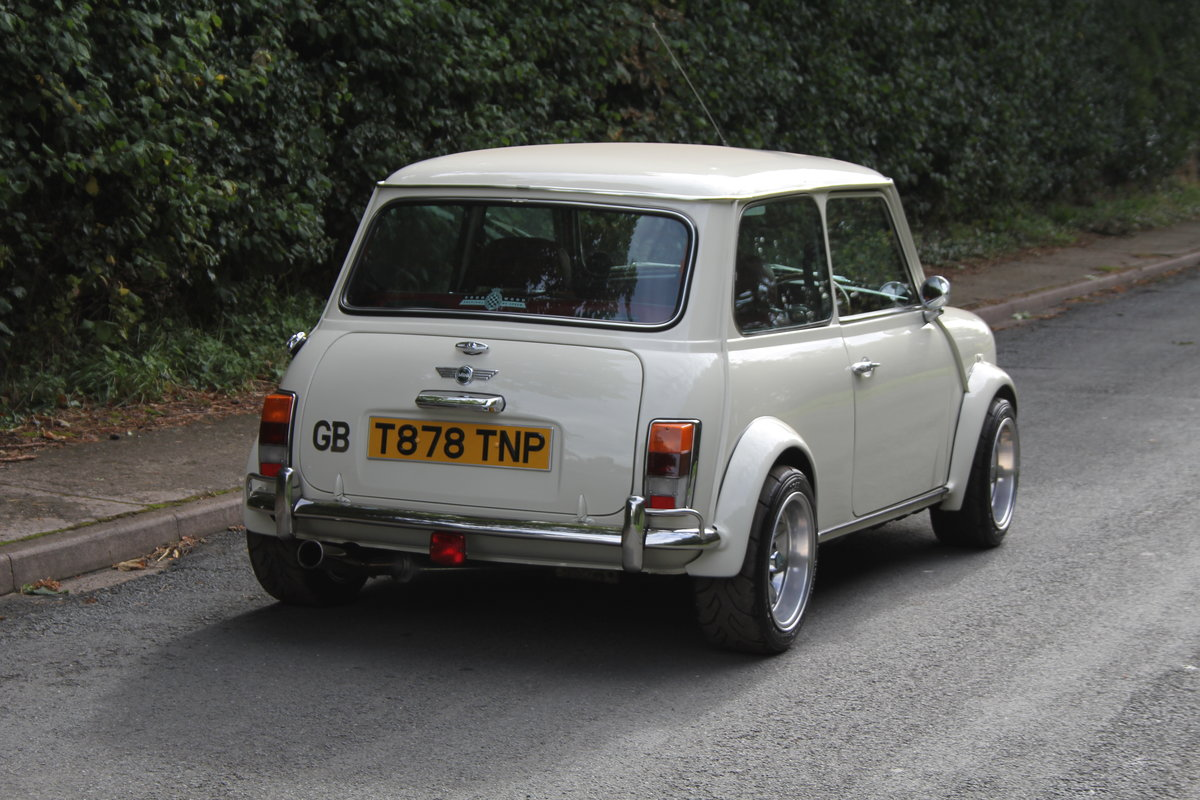 1999 Rover Mini 1.3i - Low miles, exceptional condition  SOLD (picture 6 of 20)