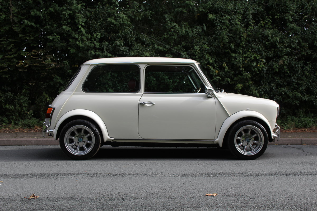 1999 Rover Mini 1.3i - Low miles, exceptional condition  SOLD (picture 7 of 20)