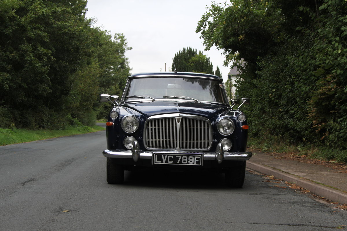 1968 Rover P5B Saloon - Recent gear box rebuild  For Sale (picture 2 of 20)