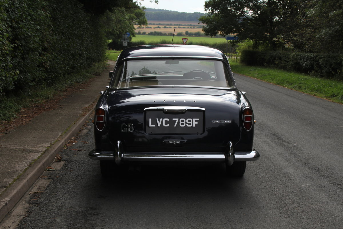 1968 Rover P5B Saloon - Recent gear box rebuild  For Sale (picture 5 of 20)