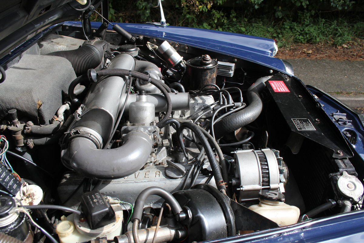 1968 Rover P5B Saloon - Recent gear box rebuild  For Sale (picture 19 of 20)