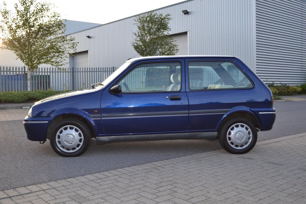 1997 Rover 100 ascot SE Mini Metro  For Sale (picture 3 of 6)