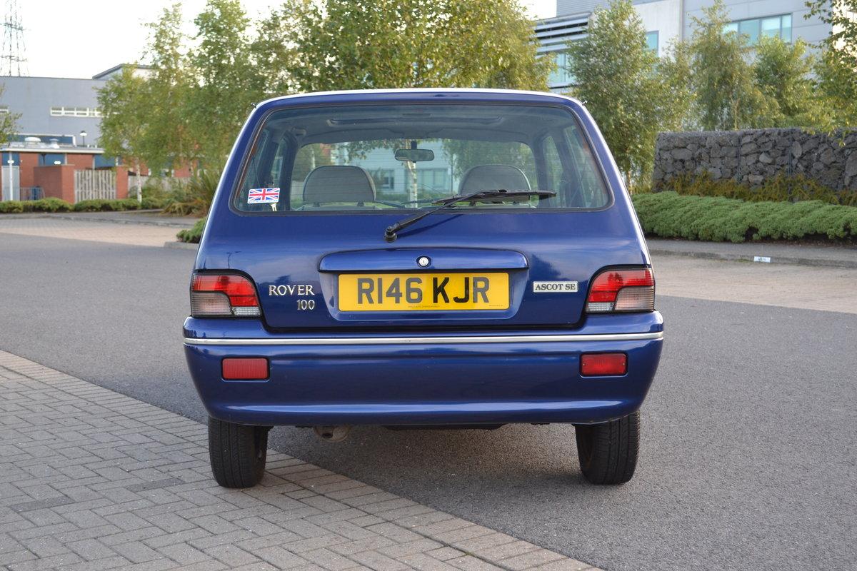 1997 Rover 100 ascot SE Mini Metro  For Sale (picture 4 of 6)