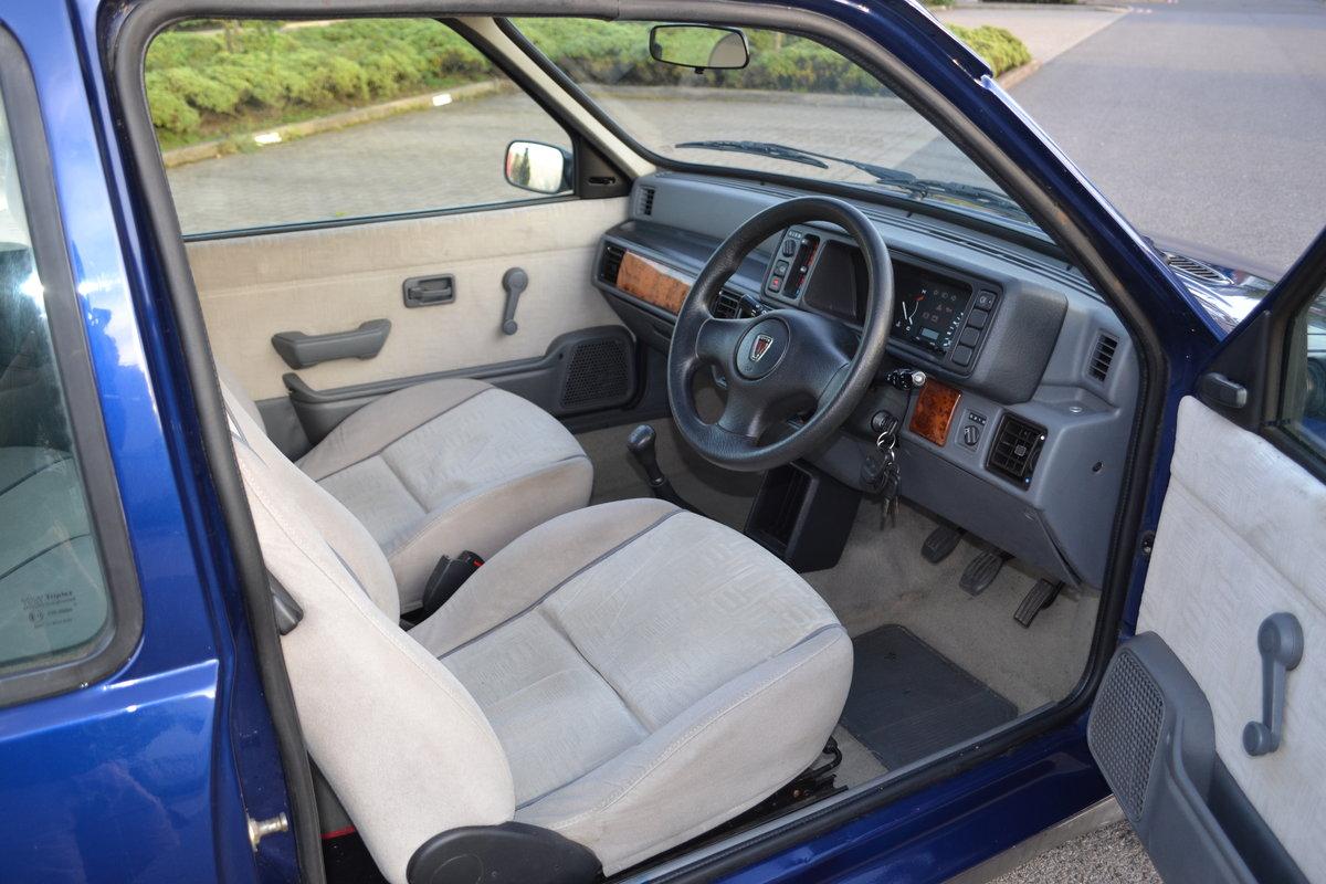 1997 Rover 100 ascot SE Mini Metro  For Sale (picture 5 of 6)