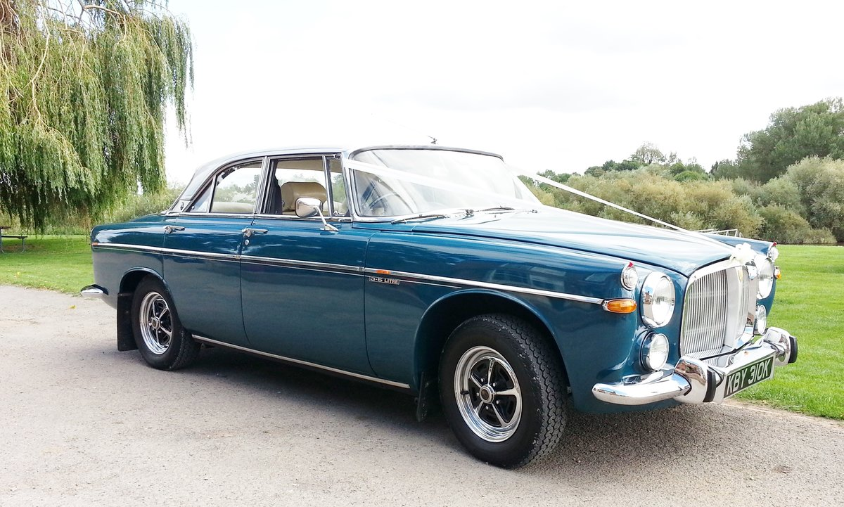 1971 Rover P5b Coupe 3.5 SOLD (picture 1 of 6)