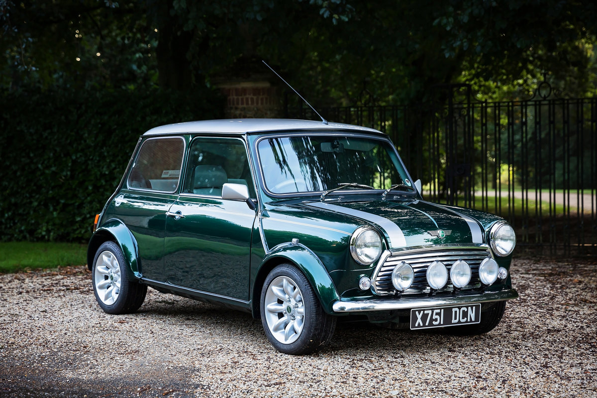 2000 Rover Mini Cooper Sport *Completely Restored* For Sale (picture 1 of 6)