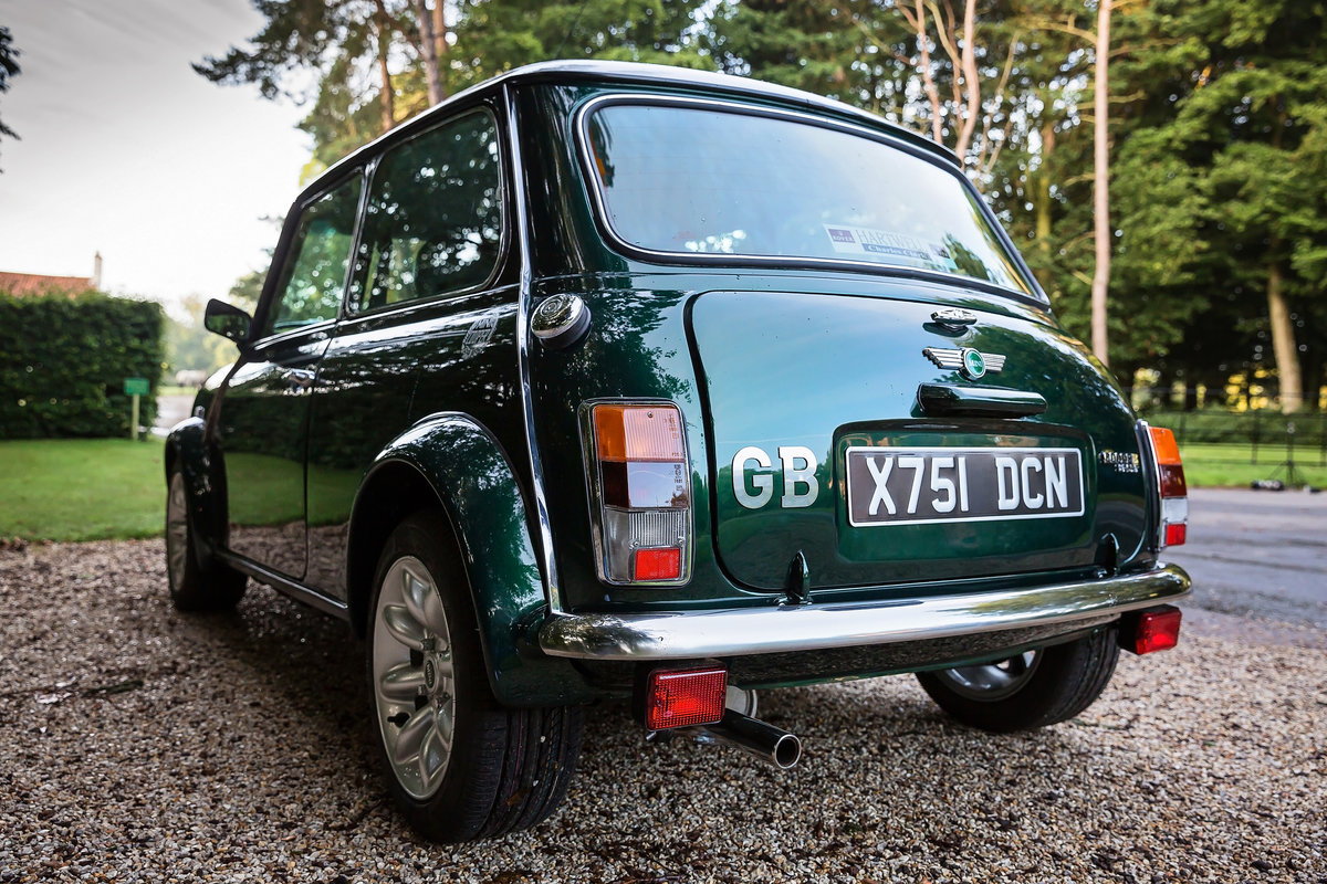 2000 Rover Mini Cooper Sport *Completely Restored* For Sale (picture 2 of 6)