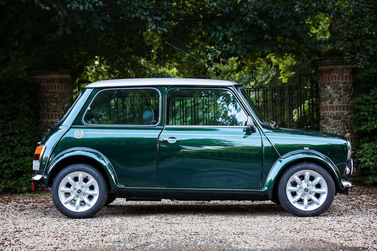 2000 Rover Mini Cooper Sport *Completely Restored* For Sale (picture 3 of 6)