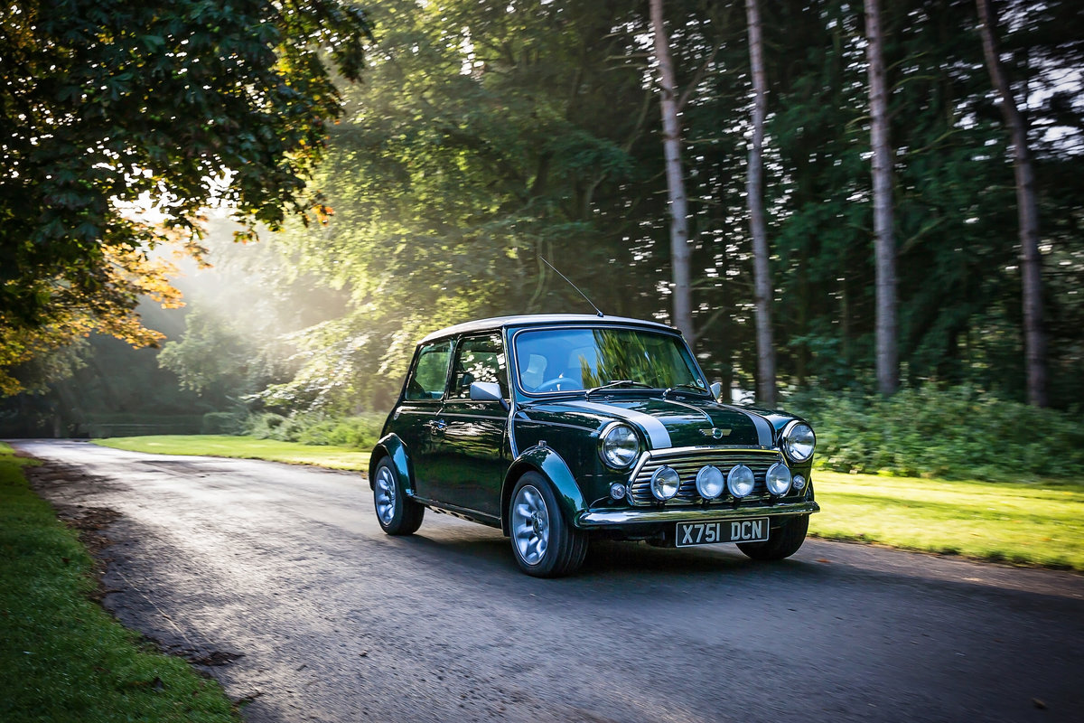 2000 Rover Mini Cooper Sport *Completely Restored* For Sale (picture 4 of 6)