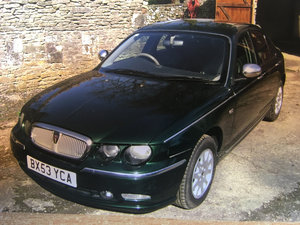 2003 Rover 75 Diesel Auto Connoisseur For Sale